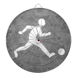 Football / soccer dart board