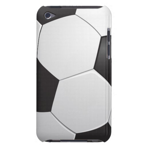 Football Soccer iPod Case-Mate Case