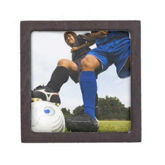 Football (Soccer) Jewelry Box