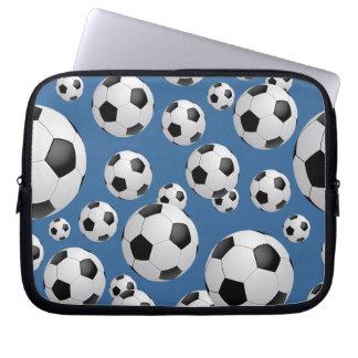 Football Soccer Laptop Sleeve