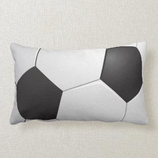 Football Soccer Lumbar Pillow