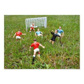 Football/Soccer Match Invitation