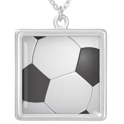 Football Soccer Pendant