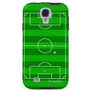 Football Soccer Pitch Samsung Galaxy S4 Case