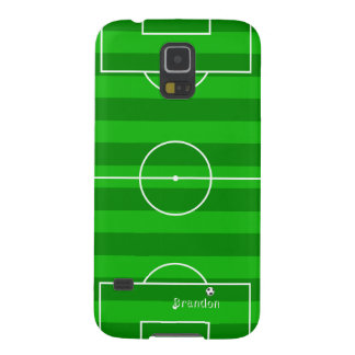 Football Soccer Pitch Samsung  Galaxy  S5 Case