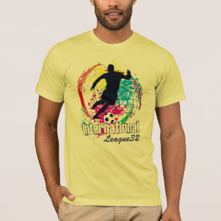 Football/ Soccer Player 1 T-Shirt