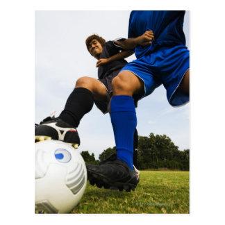 Football (Soccer) Postcard