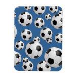 Football Soccer Premium Magnet