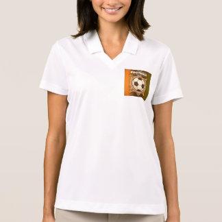 Football Soccer Sport Ball Polo Shirt