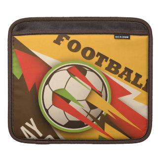 Football Soccer Sport Ball Sleeve For iPads