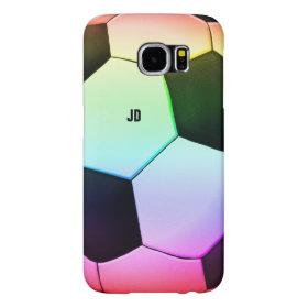 Football Soccer   Sport Gift Samsung Galaxy S6 Cases