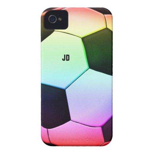 Football Soccer   Sport Gift Case-Mate iPhone 4 Cases