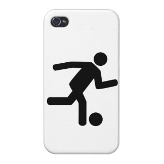 Football Soccer Symbol iPhone 4/4S Cover
