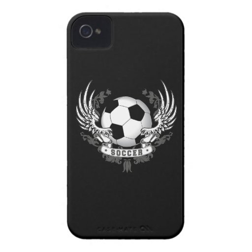 Football Soccer Wings Blackberry Bold Cover