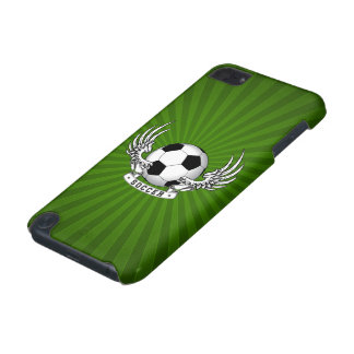 Football Soccer Wings iPod Touch 5G Cases