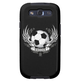 Football Soccer Wings Samsung Galaxy SIII Case