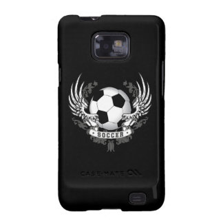 Football Soccer Wings Samsung Galaxy SII Covers