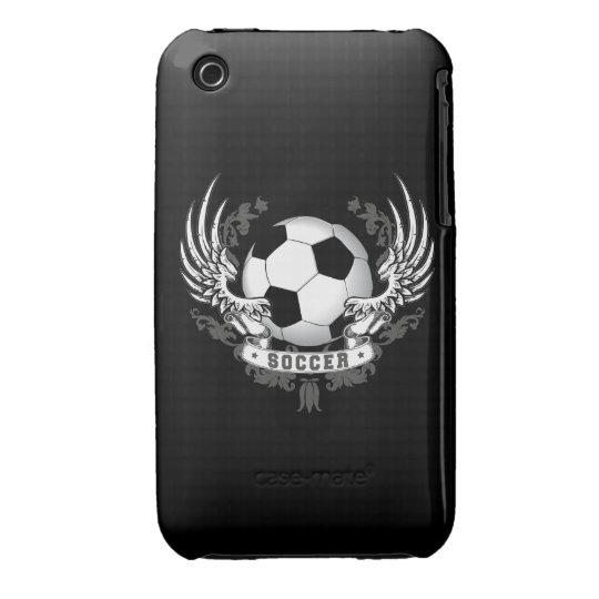 Football Soccer Wings iPhone 3 Cover