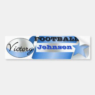 Football Special Order Bumper Sticker - SRF