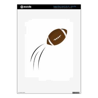 Football Sport iPad 3 Decals