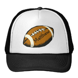 Football Sports Brown Hat