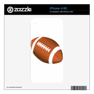 Football Sports Education Coaches Team Game Field iPhone 4S Decal