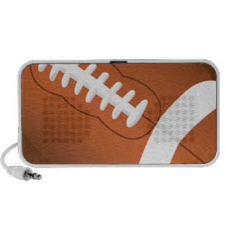 Football Sports Education Coaches Team Game Field Laptop Speakers