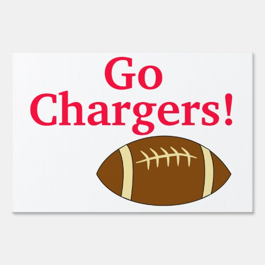 Football Sports Lover Sports Fan Team Customizable Sign