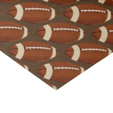doodlesgifts Football sports pattern tissue paper