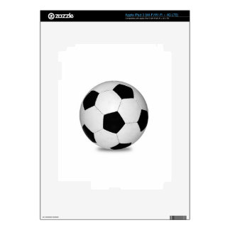 Football sports play games outdoor fun happy kids skins for iPad 3