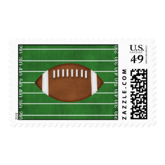 Football Stamp