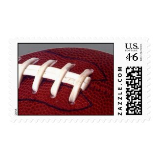 Football Stamp stamp