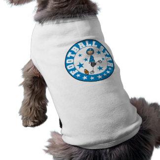 Football Star Pet T Shirt