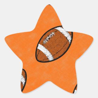 Football Star Sticker