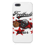Football Star T-shirts and Gifts iPhone 5 Case