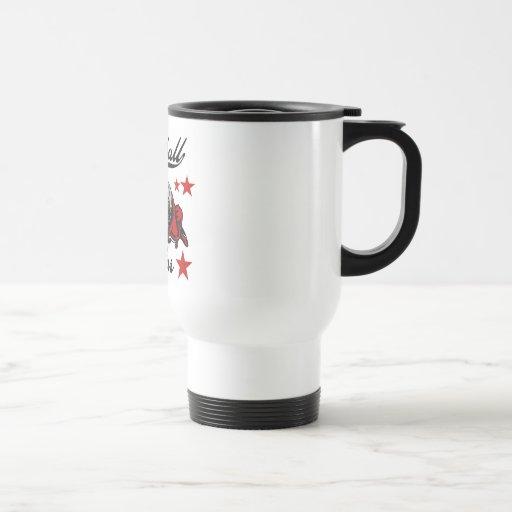 Football Star T-shirts and gifts Mugs