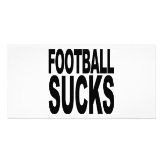 Football Sucks Card