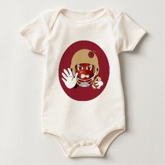 FOOTBALL SUPER BABY BODYSUIT