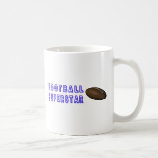 Football Superstar Coffee Mug