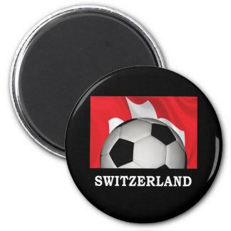 Football Switzerland Fridge Magnets