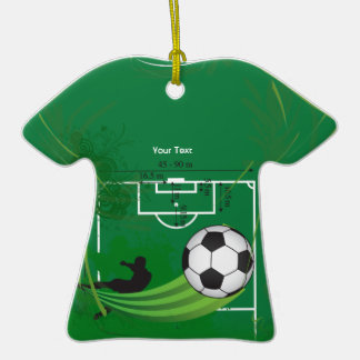 Football  T-Shirt Ornament