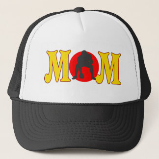 Football T-shirts and Gifts For Mom Trucker Hat