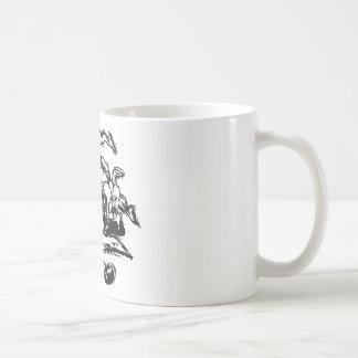 Football tackle coffee mug