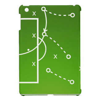 Football tactics board case for the iPad mini