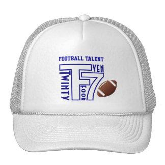 Football Talent - Twinty Foor 7ven Hats