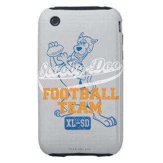 Football Team - Gray Tough iPhone 3 Case