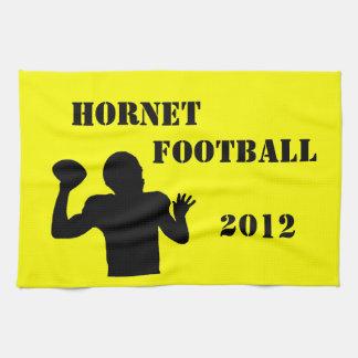 Football team towels