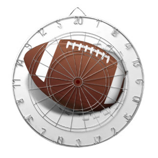 Football Tearing Out Dart Boards
