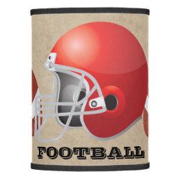 Ball sports lamp shades zazzle football theme lamp shade aloadofball Images