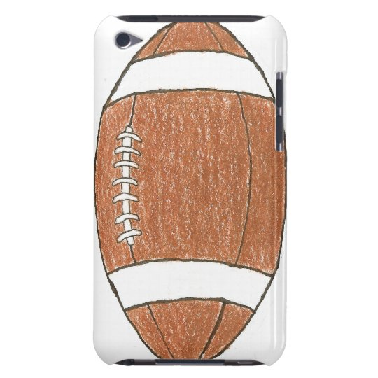 Football themed case